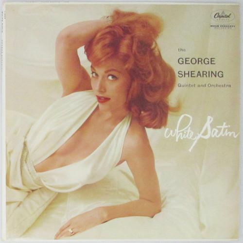 George Shearing - White Satin