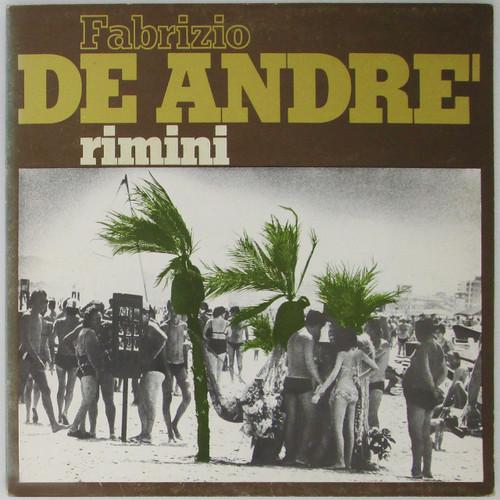 Fabrizio De Andre' – Rimini