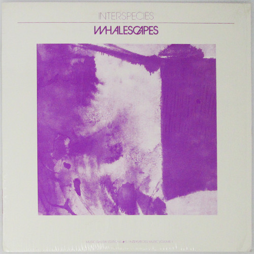 Interspecies Music - Whalescapes (restocked)