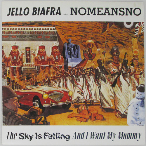 Jello Biafra with Nomeansno - The Sky is Falling And I  Want My Mommy