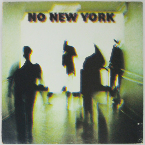 No New York (no wave compilation)