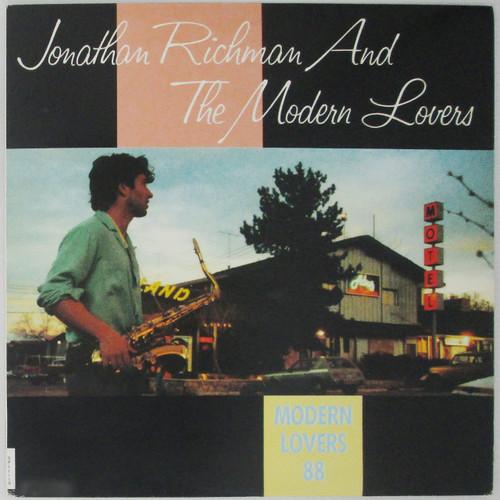 Jonathan Richman & The Modern Lovers – Modern Lovers 88