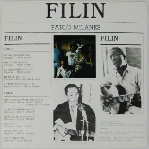 Pablo Milanes – Filin