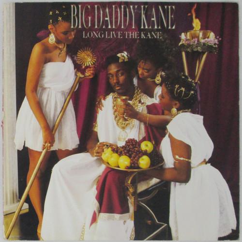 Big Daddy Kane – Long Live The Kane (see description)