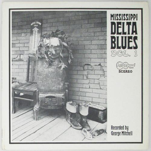Mississippi Delta Blues Vol. 1 (Delta blues compilation)