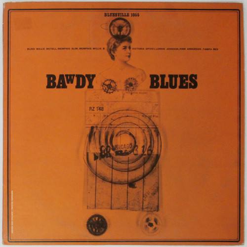 Bawdy Blues  (compilation)