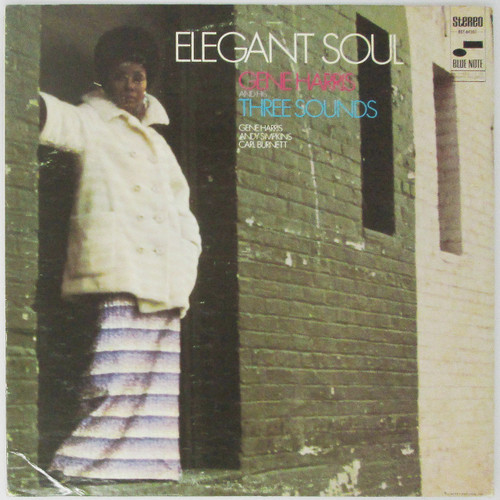 Gene Harris And His Three Sounds – Elegant Soul ('73 issue)