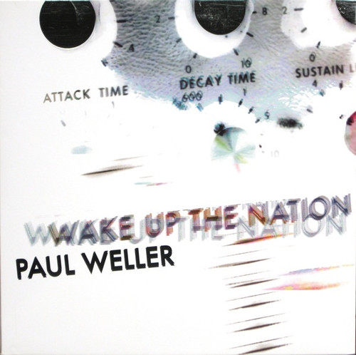 Paul Weller - Wake Up The Nation (2010 UK NM)