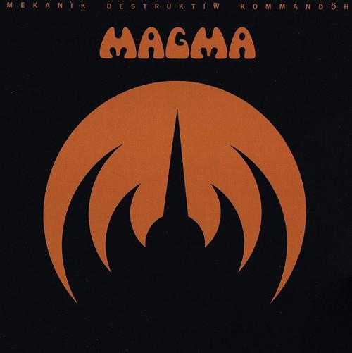 Magma - Mekanïk Destruktïw Kommandöh