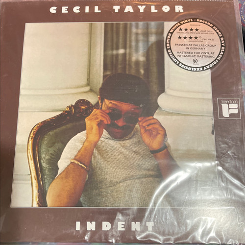 Cecil Taylor Indent (Audiophile pressing)