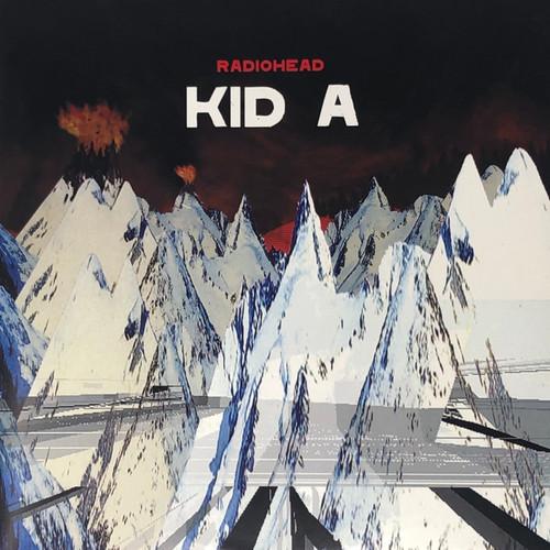 "Radiohead - Kid A (1st UK 10"" Pressing)"
