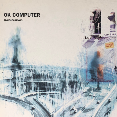 Radiohead - OK Computer (1st UK Pressing)
