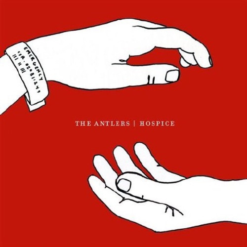 The Antlers - Hospice (2009 out of print with insert)