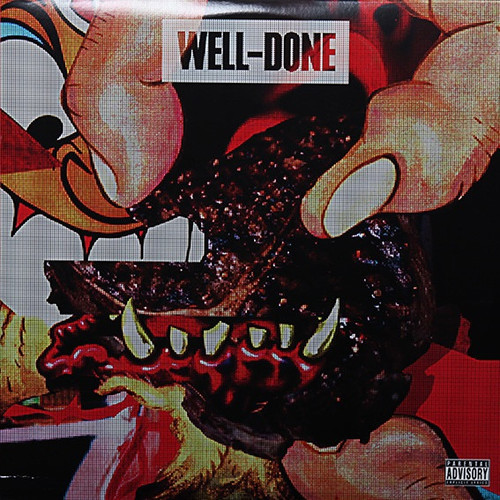Action Bronson - Well-Done (limited Edition Red Vinyl)