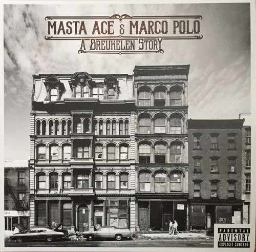 Masta Ace  and Marco Polo- A Breukelen Story