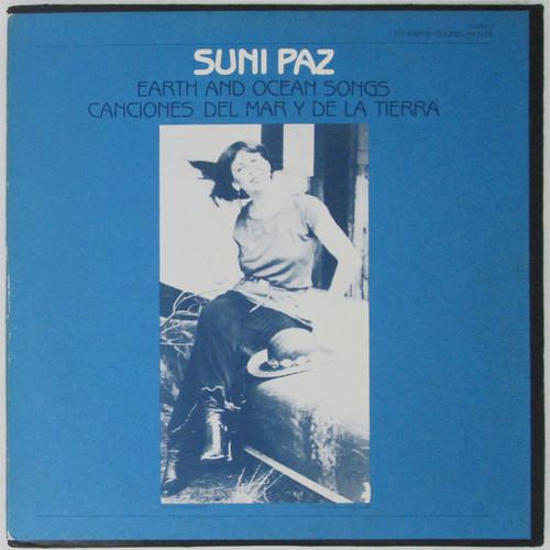 Suni Paz – Earth And Ocean Songs