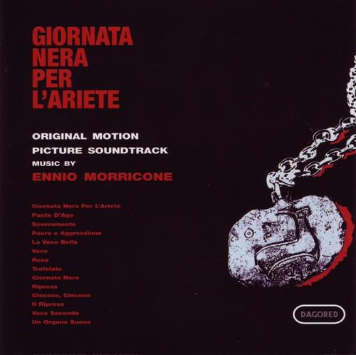 Ennio Morricone - Giornata Nera Per L'Ariete (Original Motion Picture Soundtrack)
