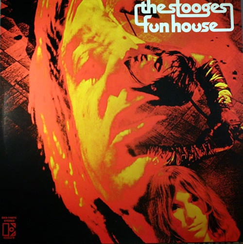 The Stooges - Fun House (2005 Gatefold Reissue - Import NM)