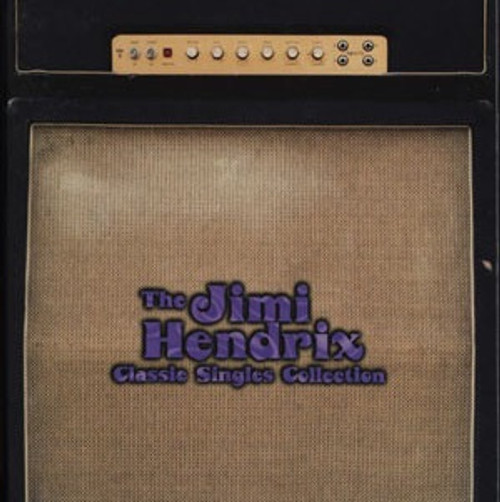 Jimi Hendrix - Classic Singles Collection ( 10 x 45s are NM Box has light wear)