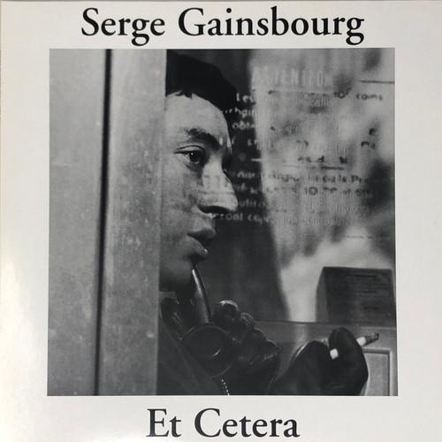 Serge Gainsbourg - Et Cetera (France Pressing 1995)