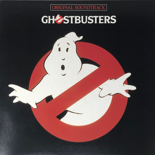Various - Ghostbusters : The Original Motion Picture Soundtrack