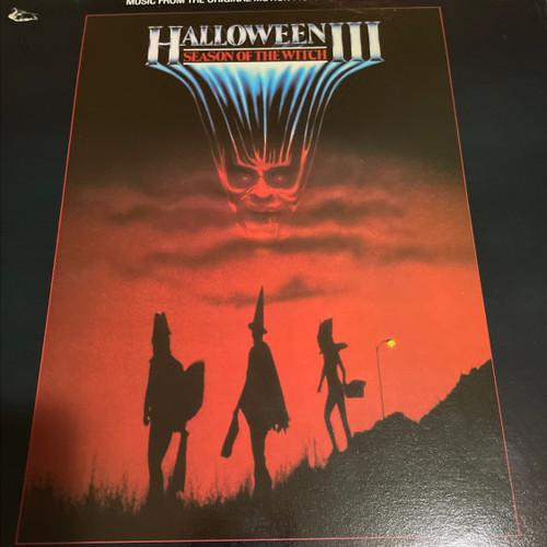 John Carpenter - Halloween III - Season Of The Witch