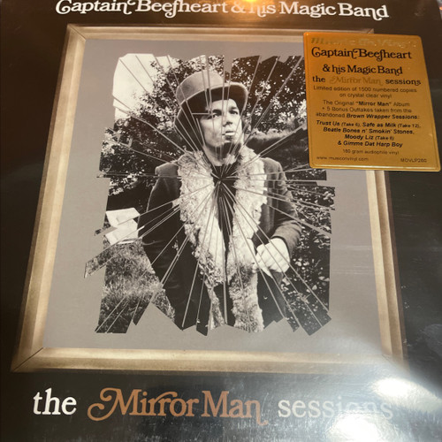 Captain Beefheart And His Magic Band - The Mirror Man Sessions (MOV)