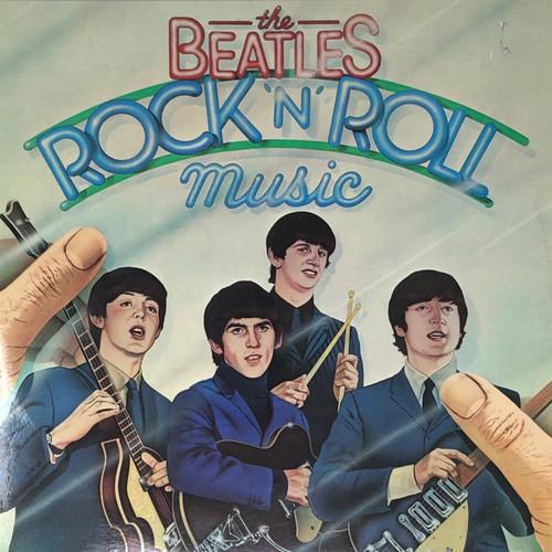The Beatles - Rock N Roll Music (UK Pressing VG+)