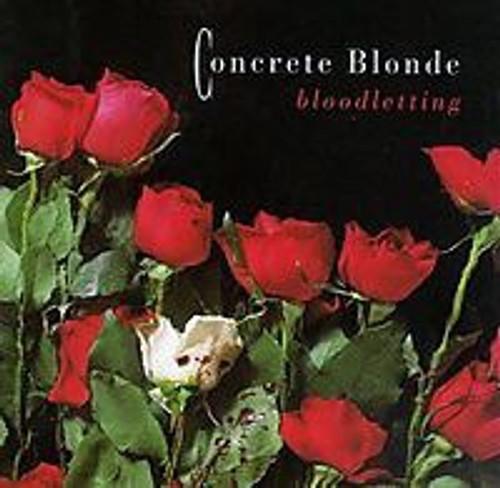 Concrete Blonde - Bloodletting (1991 UK NM/NM)