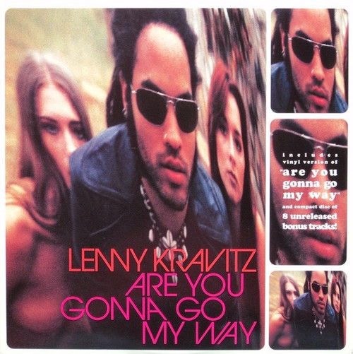 Lenny Kravitz - Are You Gonna Go My Way (1993 NM/NM)