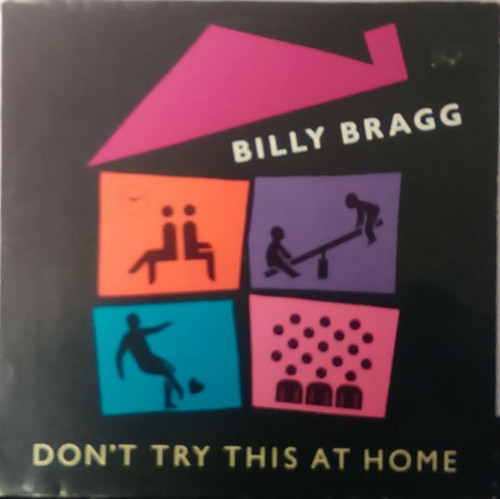 Billy Bragg - Don't Try This At Home ( 2 EP NM)