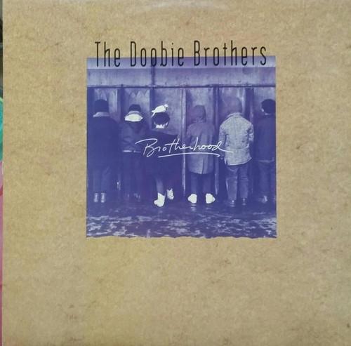 The Doobie Brothers - Brotherhood ( In open shrink - rare 1991 release)