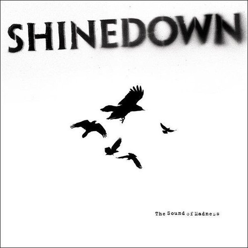 Shinedown - The Sound Of Madness (Limited Edition White Vinyl)