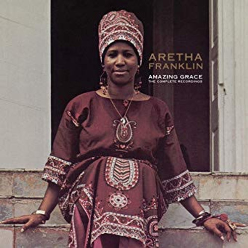 Aretha Franklin - Amazing Grace The Complete Recordings