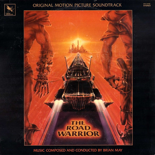 Brian May - The Road Warrior (Original Motion Picture Soundtrack)