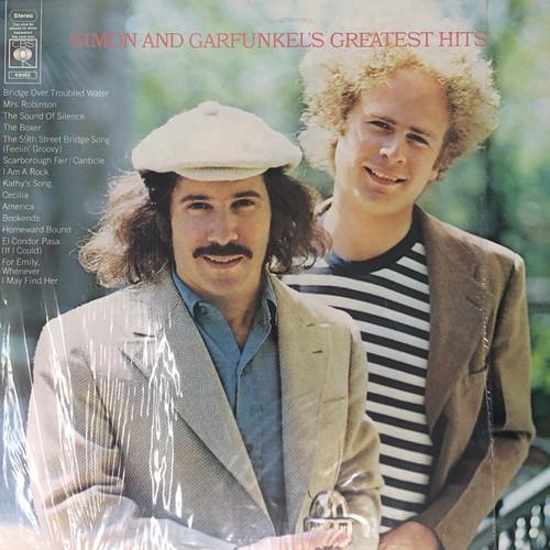 Simon & Garfunkel - Simon And Garfunkel's Greatest Hits (Early UK Pressing in Open Shrink)