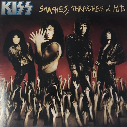Kiss - Smashes, Thrashes & Hits (1988 Canadian Press)