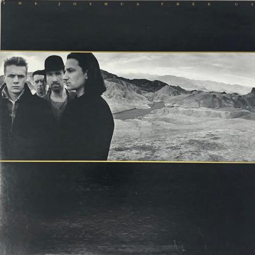 U2 - The Joshua Tree (with Insert)
