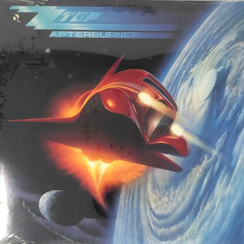 ZZ Top - Afterburner (SEALED US Pressing)