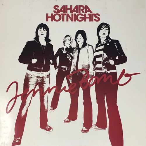 Sahara Hotnights - Jennie Bomb (Sweden 2001 Press)