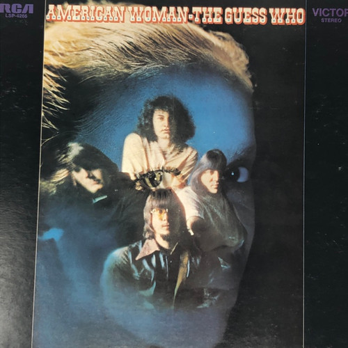 The Guess Who - American Woman (VG)