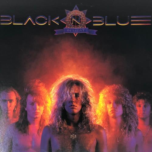 Black 'N Blue - In Heat (1988 Canadian Press)