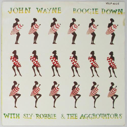 John Wayne - Boogie Down (restocked)
