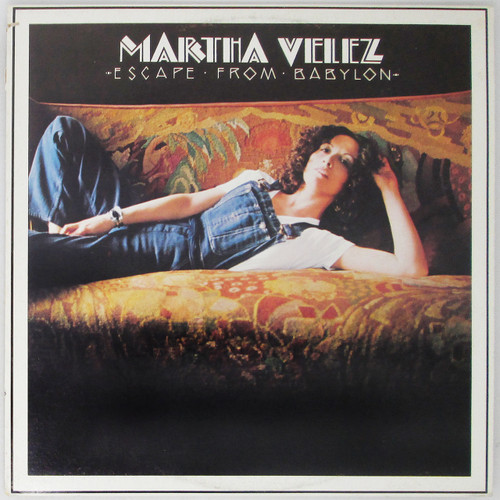 Martha Velez – Escape From Babylon (produced by Bob Marley and Lee Perry)