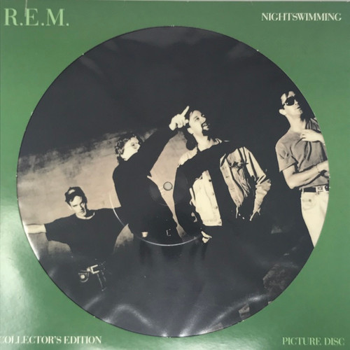 R.E.M - Nightswimming (Picture Disc)