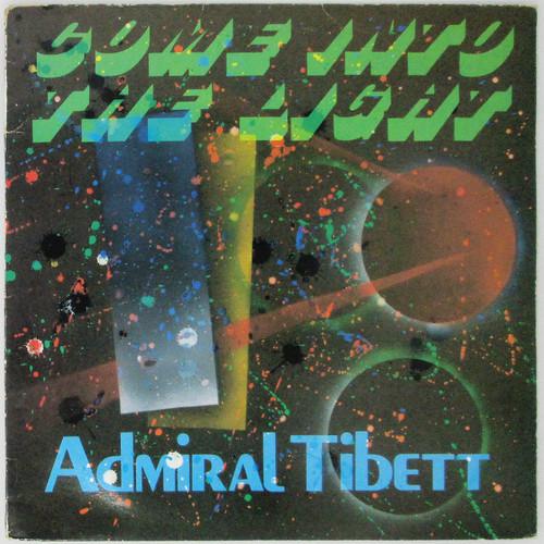 Admiral Tibett – Come Into The Light