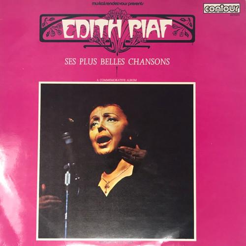 Edith Piaf - Ses Plus Belles Chansons (UK Pressing)