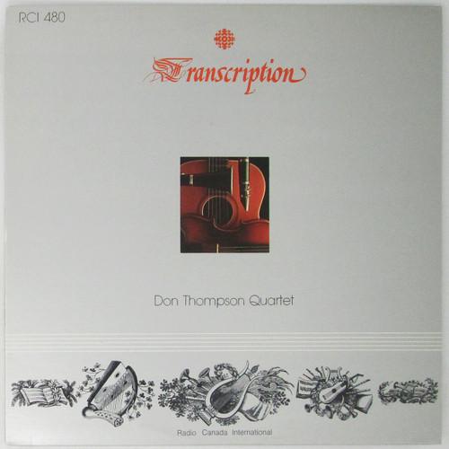 Don Thompson Quartet (copy A)