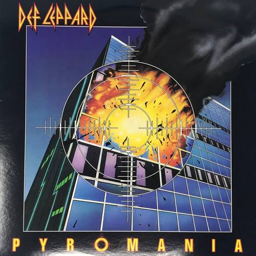 Def Leppard - Pyromania (UK Pressing)