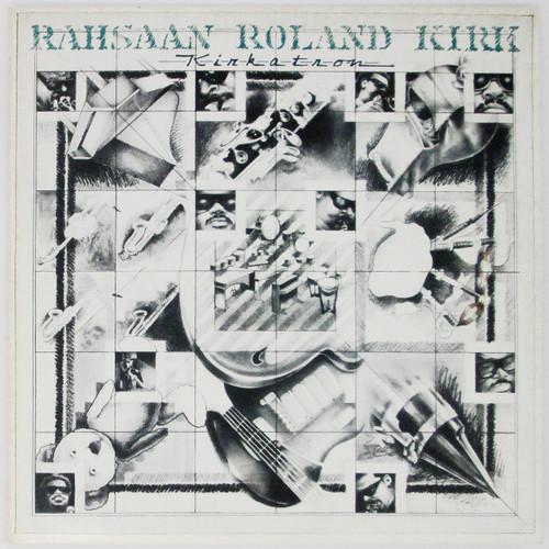 Rahsaan Roland Kirk – Kirkatron